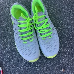 Nike Free Trainer size 8 men's